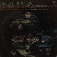 Chamber Ensemble Of The Czech Philharmonic - Beethoven, Chamber Music for Wind Instruments