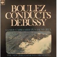 Boulez Conducts Debussy – La Mer - L'Après Midi D'un Faune - Jeux