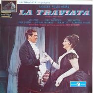 Sadler's Wells Orchestra And Chorus Conducted By John Matheson – La Traviata