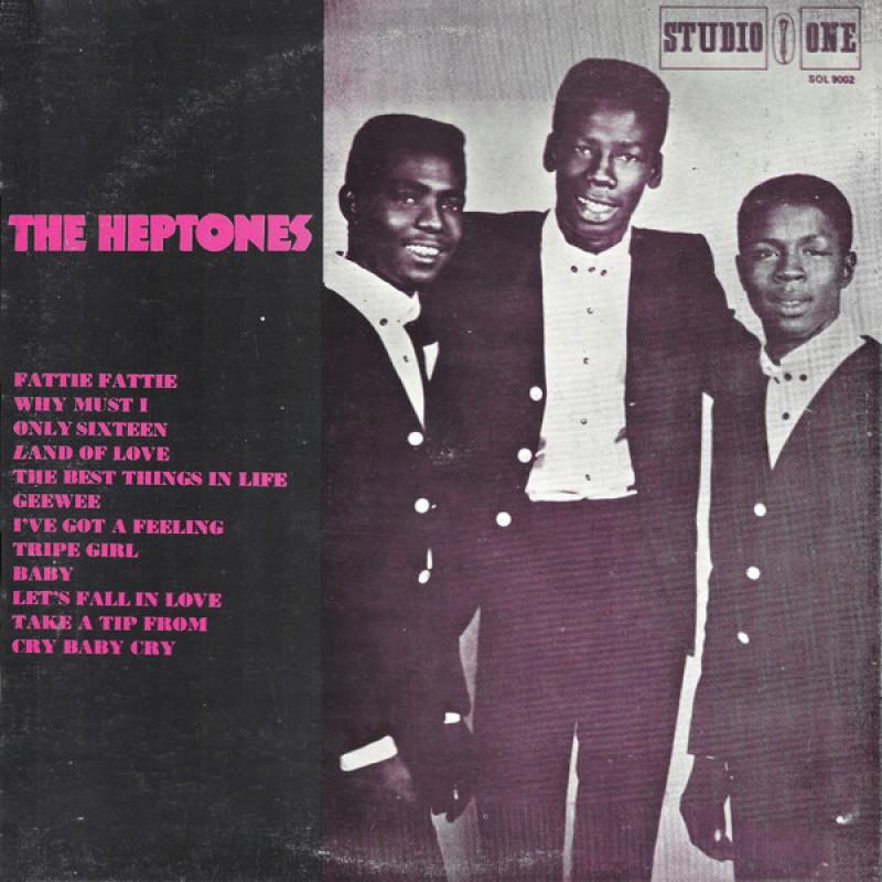 The Heptones – The Heptones