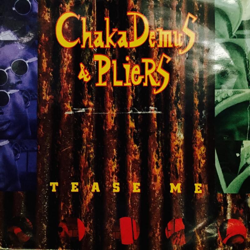 Chaka Demus & Pliers Tease me