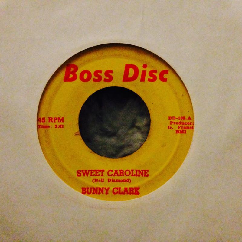 Bunny Clark Sweet Caroline