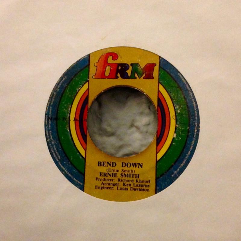 Ernie Smith Bend down / Version